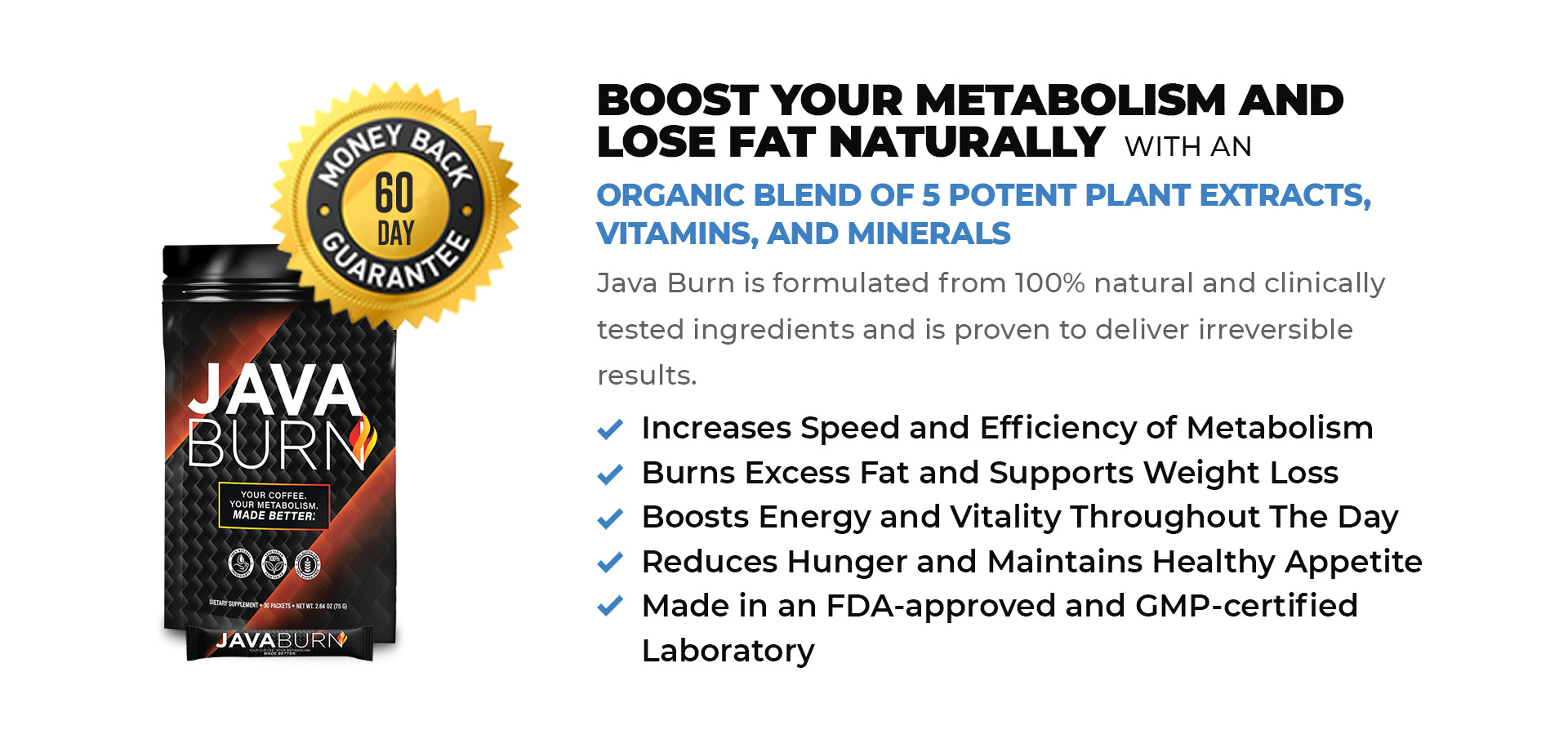 Java Burn Reviews (UPDATED) Coffee Weight Loss Supplement Really Works?